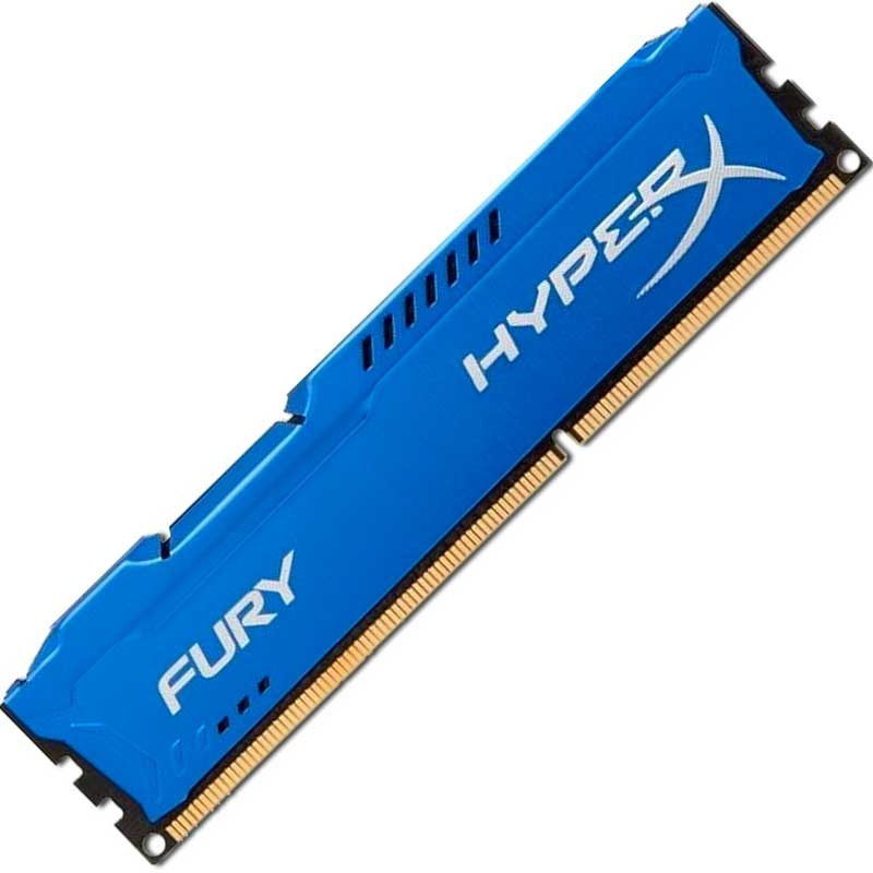 KINGSTON HYPERX FURY SERIES PC3 15000 DIMM DDR3 1866MHZ CL10